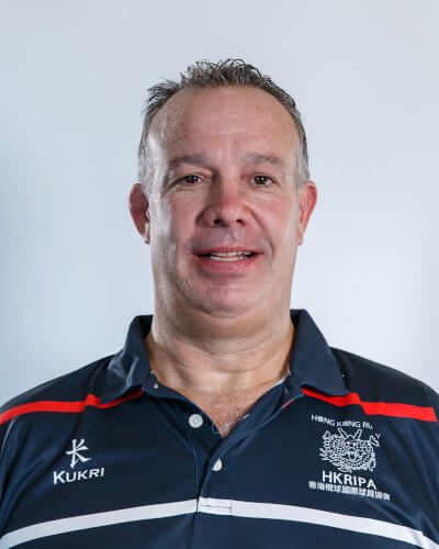 <h3>Chris North</h3> <h4>SECRETARY</h4> <p>Northy arrived from playing for Harlequins in the UK to play for Kowloon in 1993. A combative prop on and the pitch he was well known for his passion for training! His highlight was being part of the Hong Kong team that beat Canada and USA in the 1998 Pac Rim series.</p>