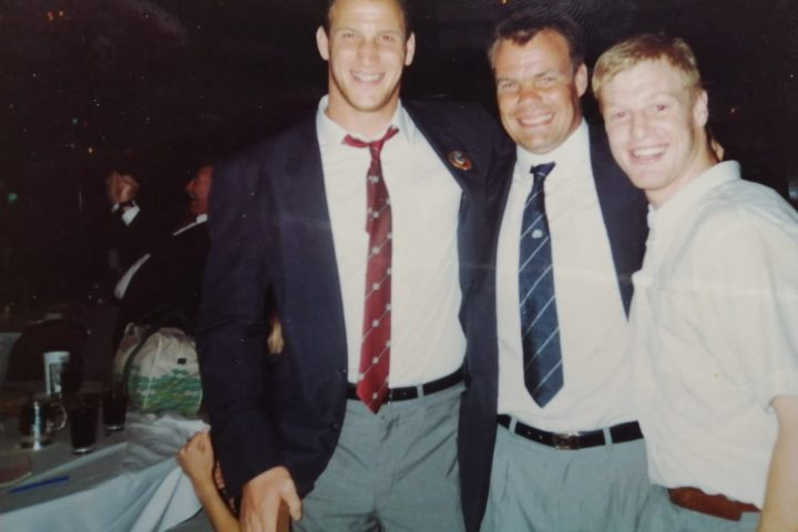 Moose, Crossy and Lewis 1997